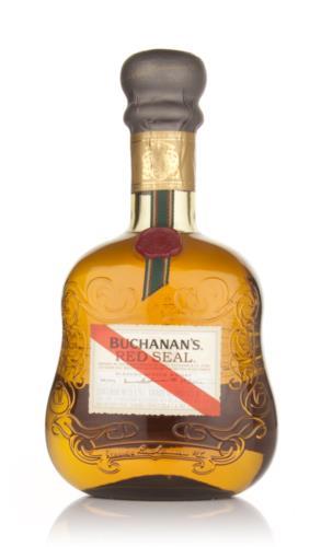 Buchanan's Red Seal Whisky - Master of Malt