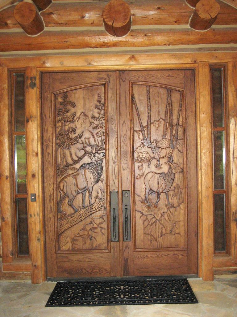 Hand Carved Doors 171 Masterpiece Wood Carved Doors