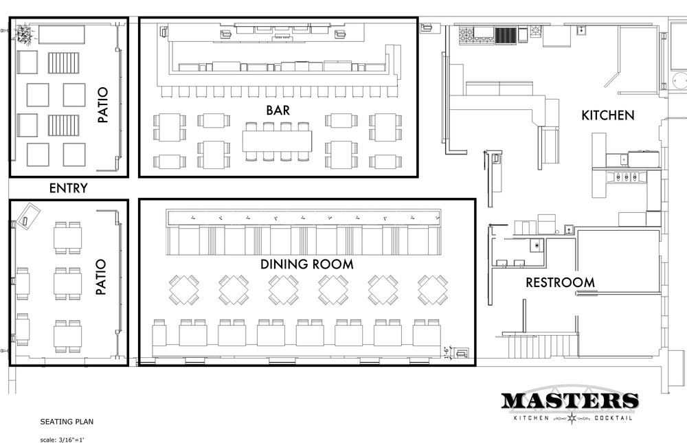cafeteria seating chart template