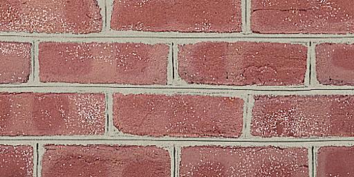 Monticello Handmade Pink Glengarry Brick Colors Samples