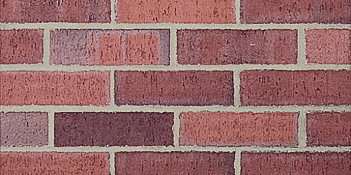 Roseneath Extruded Red Glengarry Brick Colors Samples
