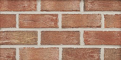 Wilmot Extruded Red Glengarry Brick Colors Samples And