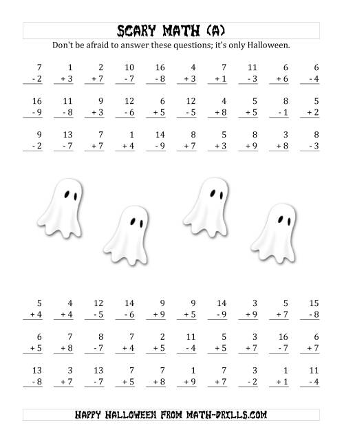 Printable Multiplication Cards Fact