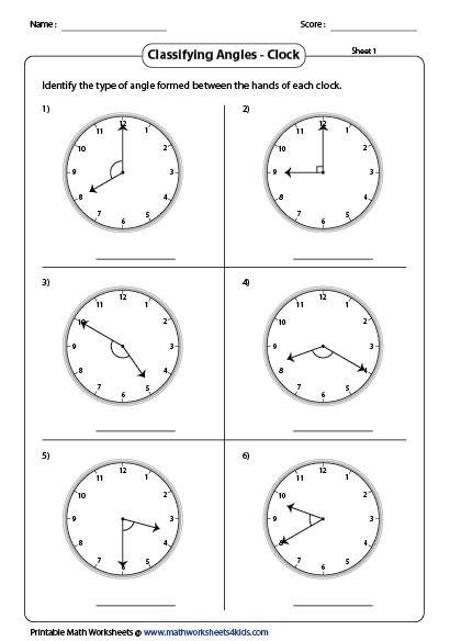 Measuring Time Worksheets