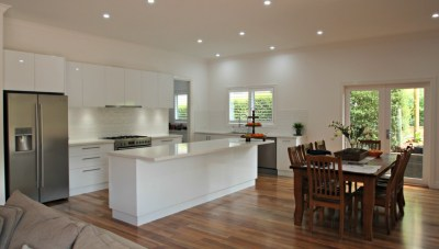 Kitchen Island and Peninsula Benches - Matthews Joinery