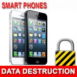 Phone Data Destruction