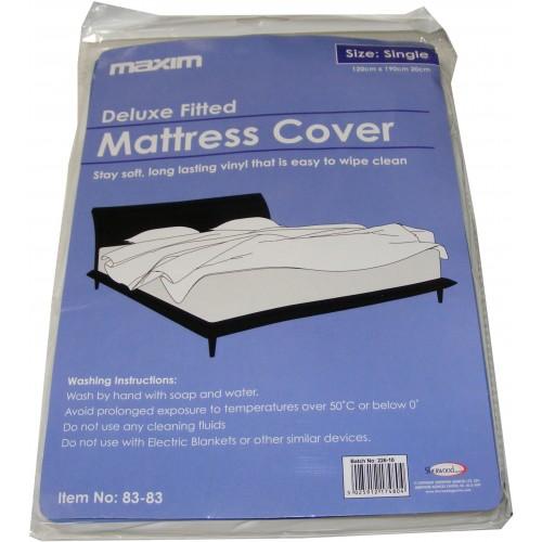 Sofa Bed Zippered Mattress Cover