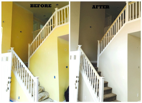 San Diego Painting Contractor Project Gallery Before Amp After