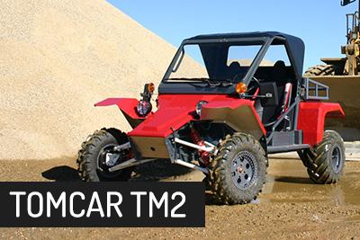 Tomcar Tm2 2 Seater All Terrain Vehicle Max Atv Australiamax Atv