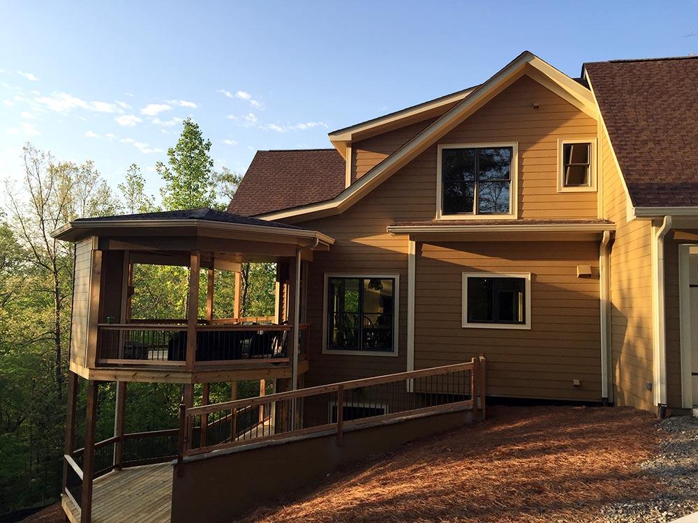 Porch Front Designs
