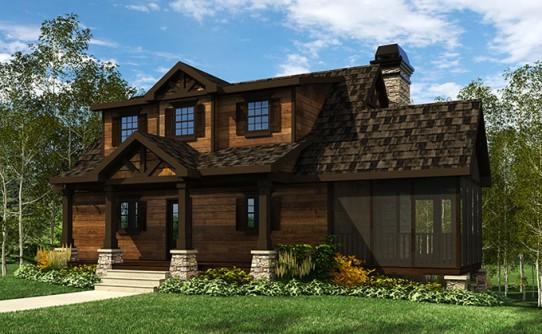 Cabin Building Plans