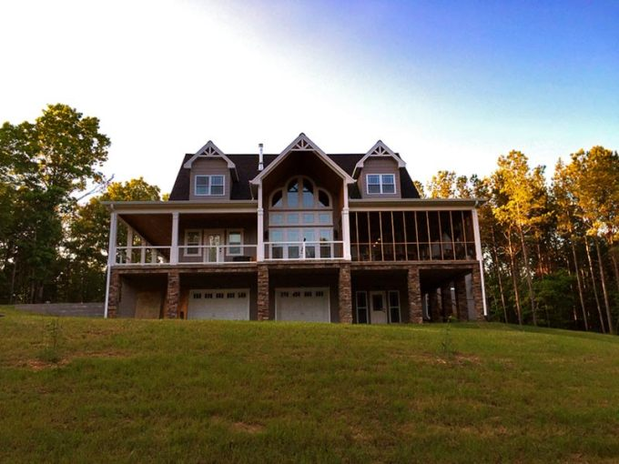 Rustic House Plans   Our 10 Most Popular Rustic Home Plans mountain house plan with wraparound porch rustic banner