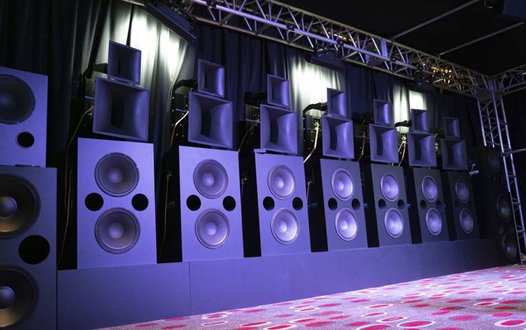 Krix Audio World Record Maxim Australia