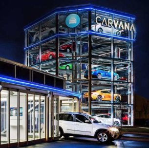 Carvana Online Used Automobile Sales 500 Discount And 500 Referrals