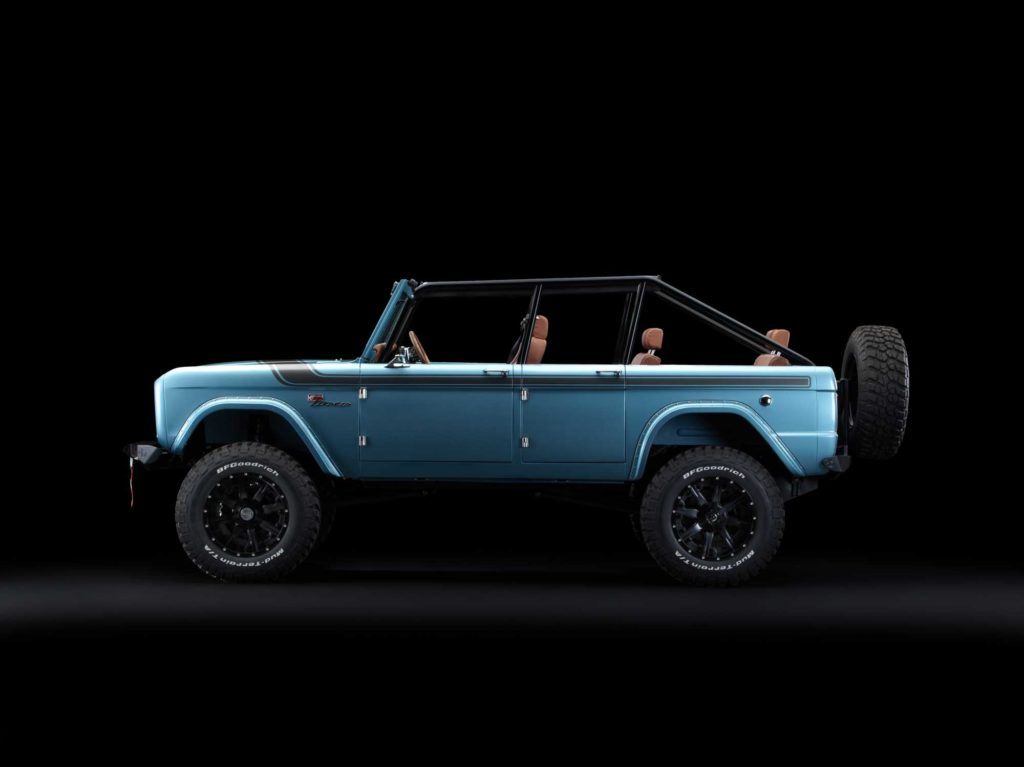 4-Door Ford Bronco - Custom Build