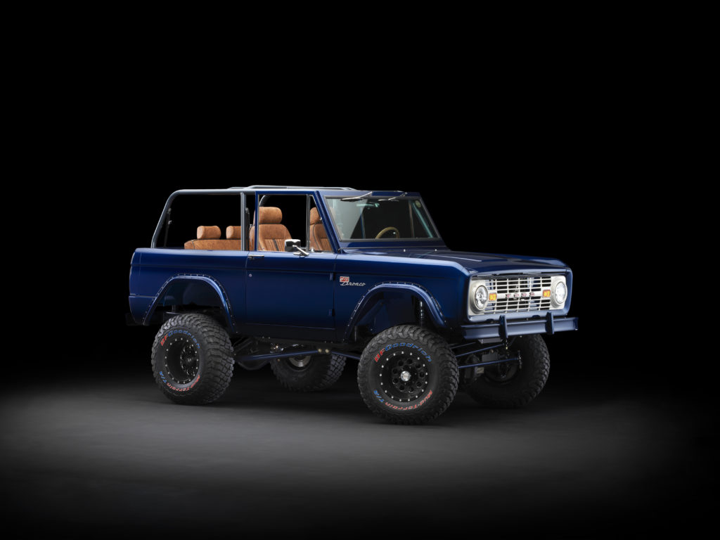 NIL8 Ford Bronco - Custom Build