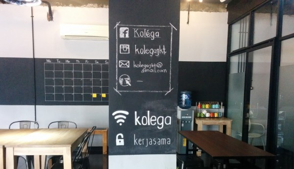 Kolega co-working space