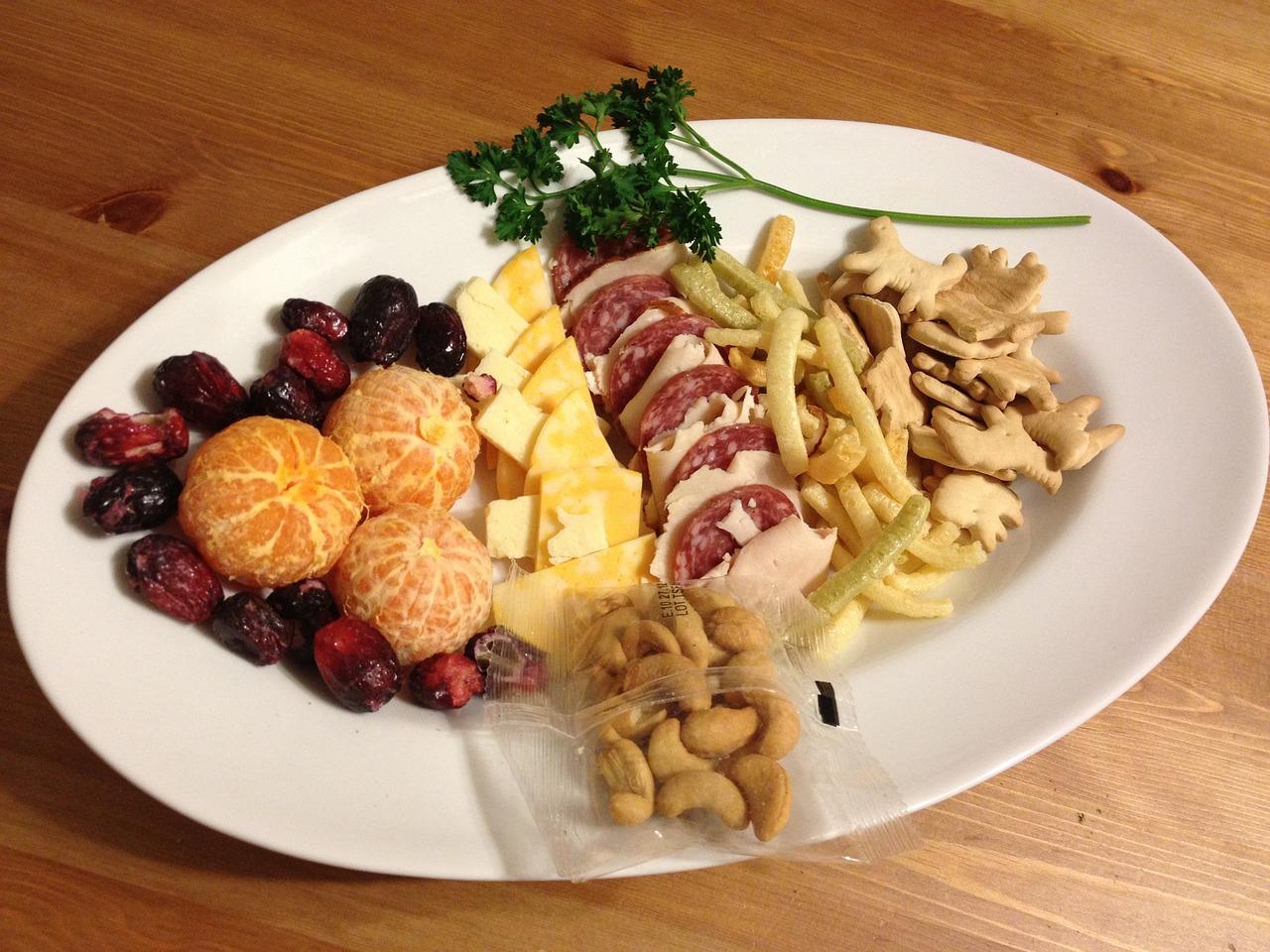 delicious healthy snacks - HD1280×960