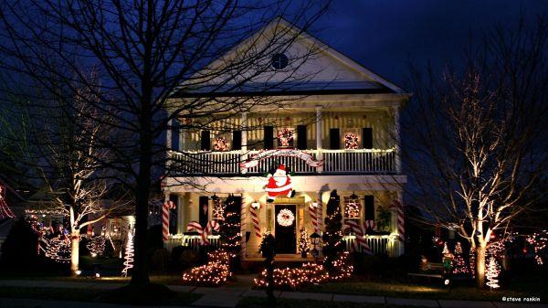 christmas lights usa # 43