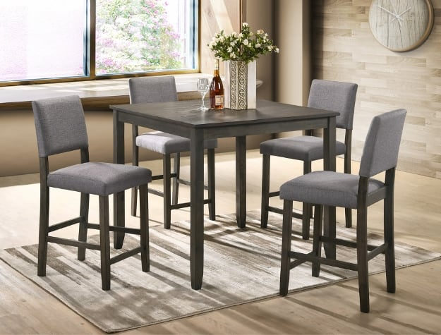 Derick Counter Height Table Set