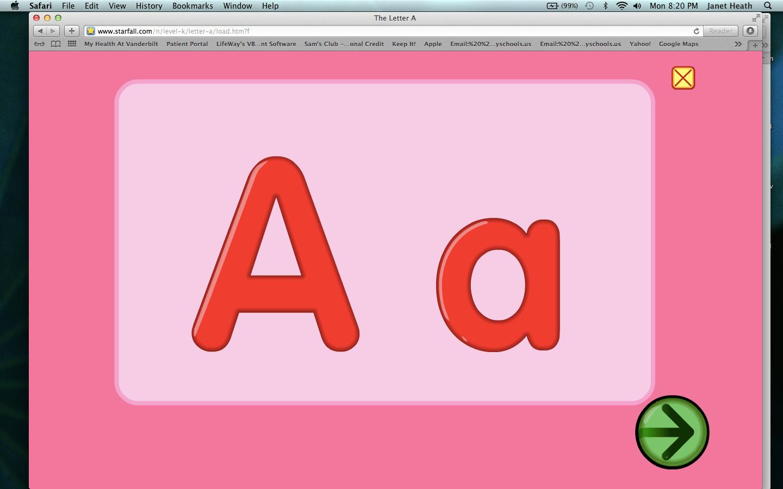Alphabet Abc Letters Printable