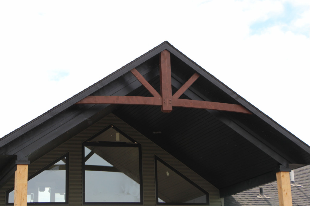 Timber Accents Mcleod Creek Timber Frame Company