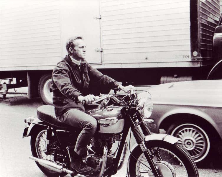 James Dean Motorcycle Ride