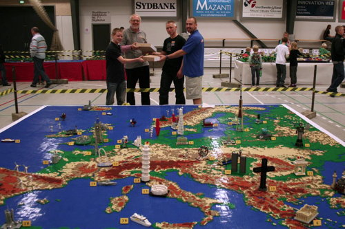 The Map Room   Lego Map of Europe Lego Map of Europe