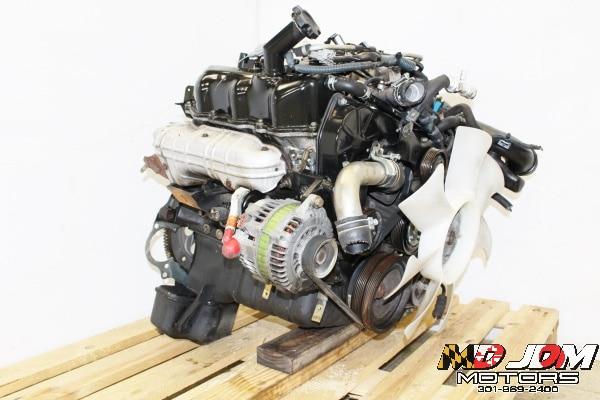 96 00 Nissan Pathfinder 99 04 Frontier Vg33 Engine