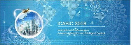 Robotics   Events 11   14 October 2018 The 1st International Conference on Advanced Robotics  and Intelligent Control  ICARIC 2018