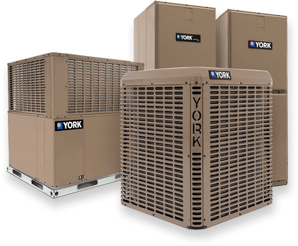 York Home Air Conditioning Units