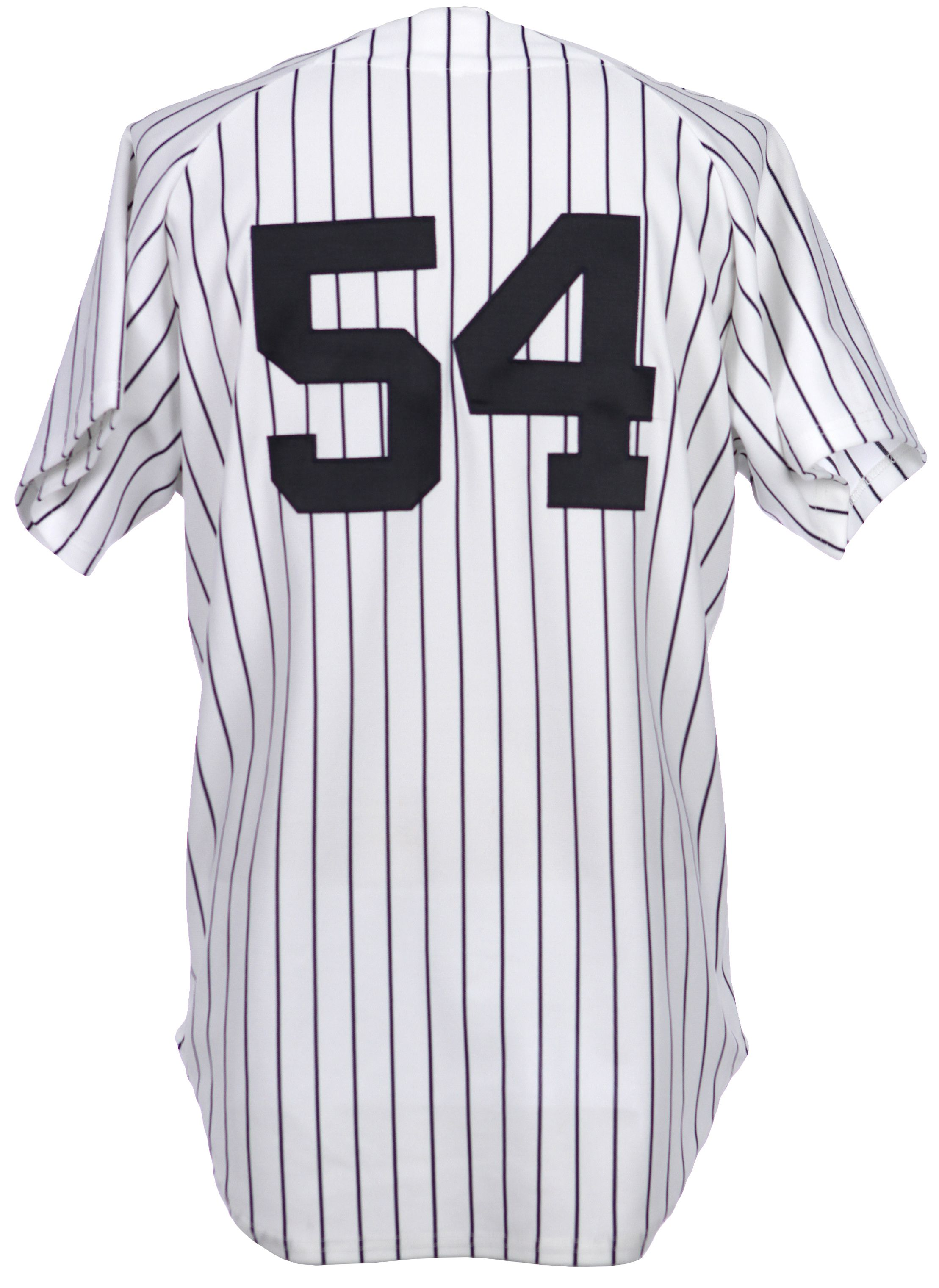 Lot Detail - 1979-86 New York Yankees #54 Home Jersey