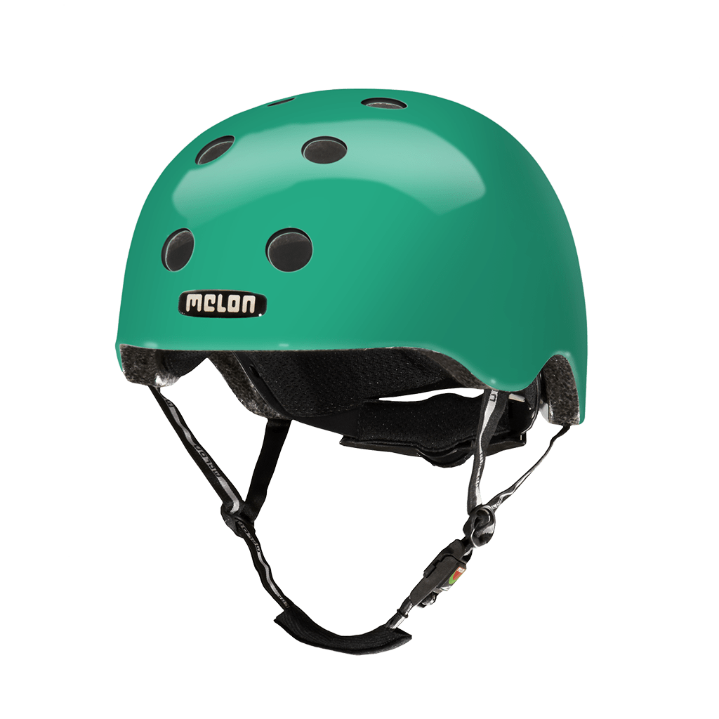 Melon Helmets URBAN ACTIVE .MUA .R004G Rainbow Green
