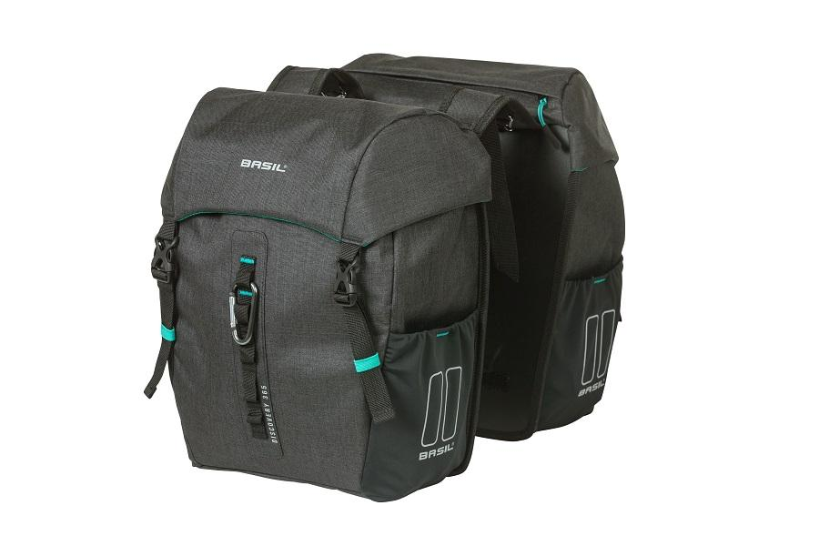 Basil DISCOVERY 365D DOUBLE BAG M 1