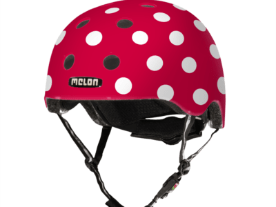 Melon Melon Dotty White Prilba