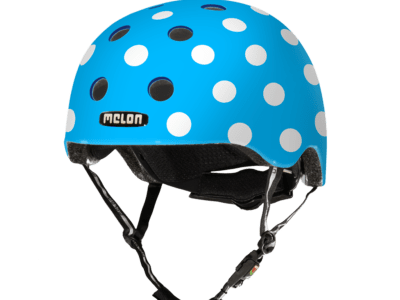 Melon Melon Dotty Blue Prilba