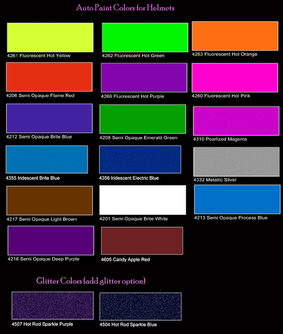 2013 Honda Accord Color Chart