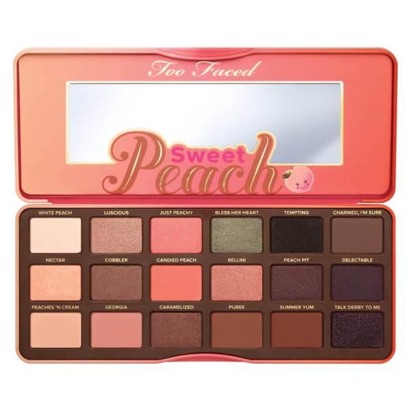 sweet peach palette # 0