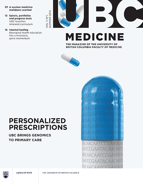 Ubc Medicine Magazine Faculty Of Medicine University Of