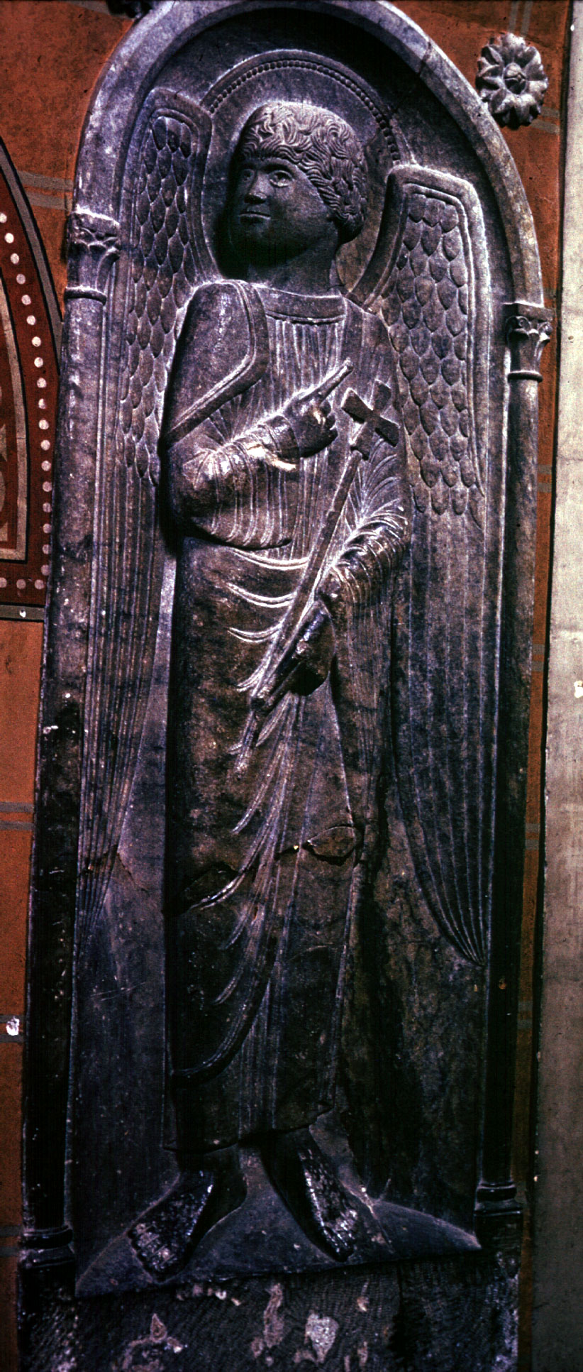 Medieval Toulouse Saint Sernin Ambulatory Sculpture
