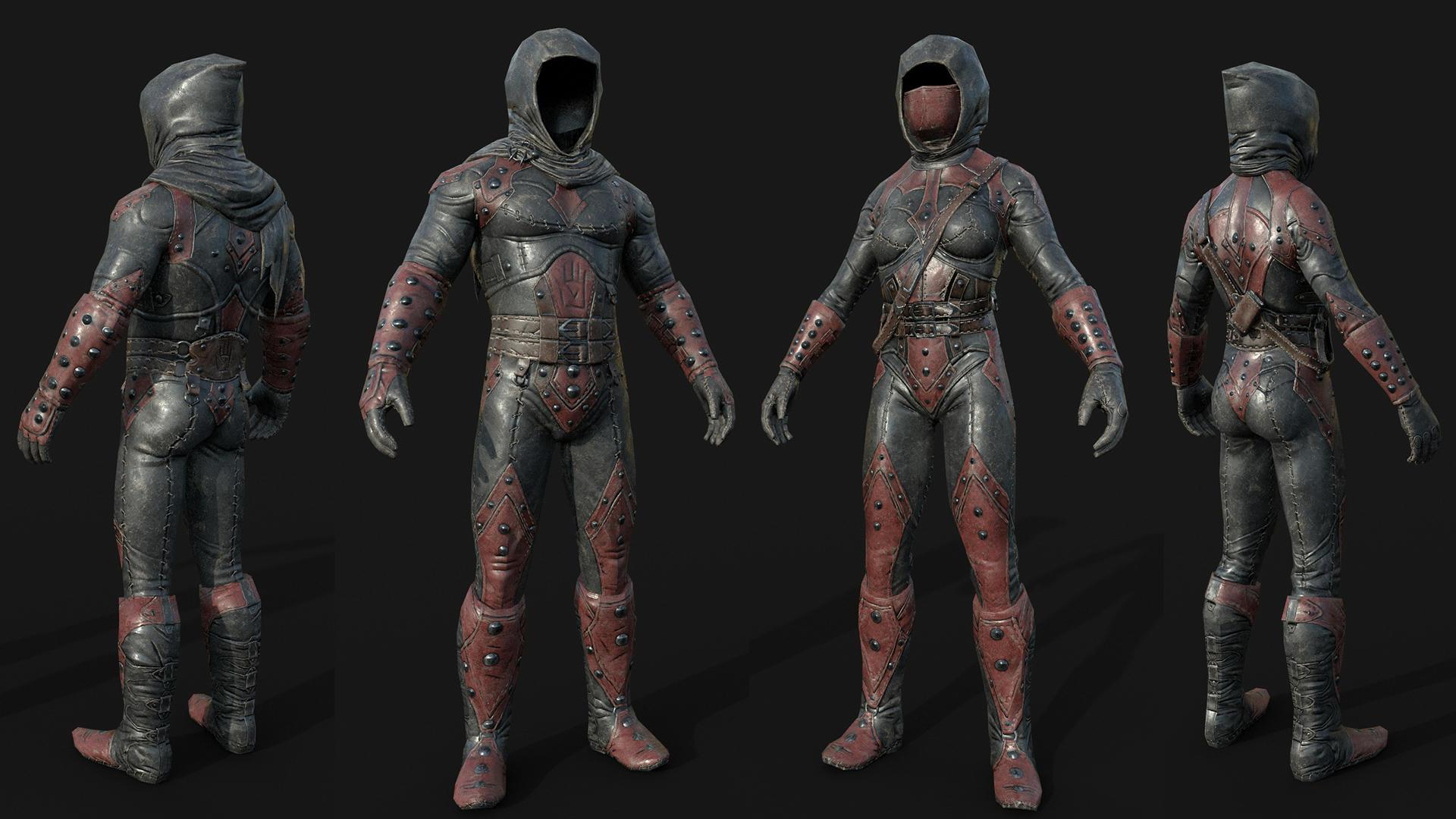 Armor Mod Skyrim Shrouded