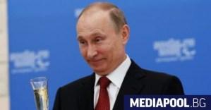 По заповед на Путин в Дом Периньон в Русия няма да има шампанско
