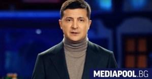 Зеленски: Възможна е война с Русия