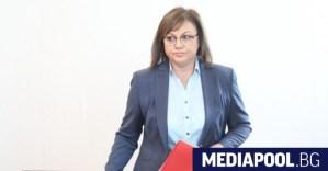 БСП не реши окончателно, че подкрепя Радев и Йотова.