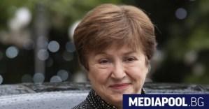 Кристалина Георгиева остава шеф на МВФ