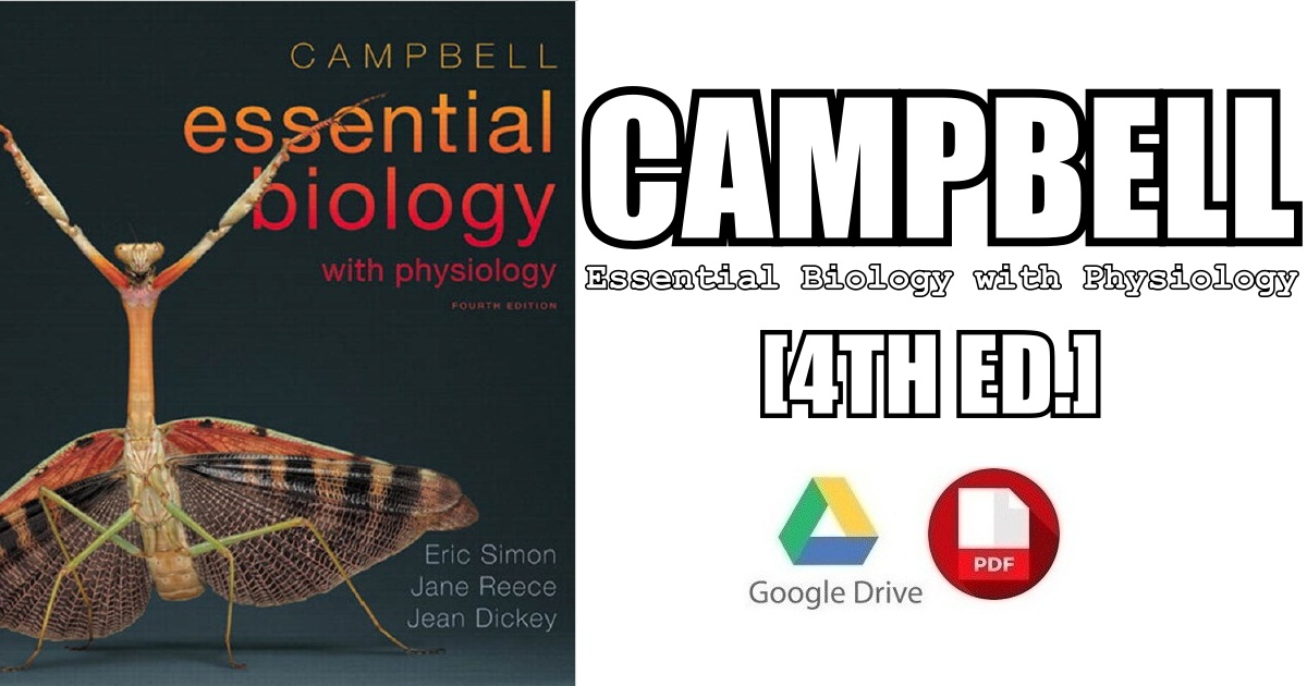 Campbell Biology 10th Edition Pdf Online