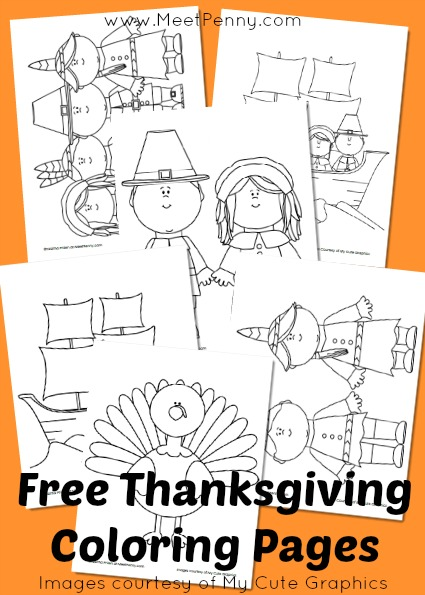 free thanksgiving coloring pages printable # 80