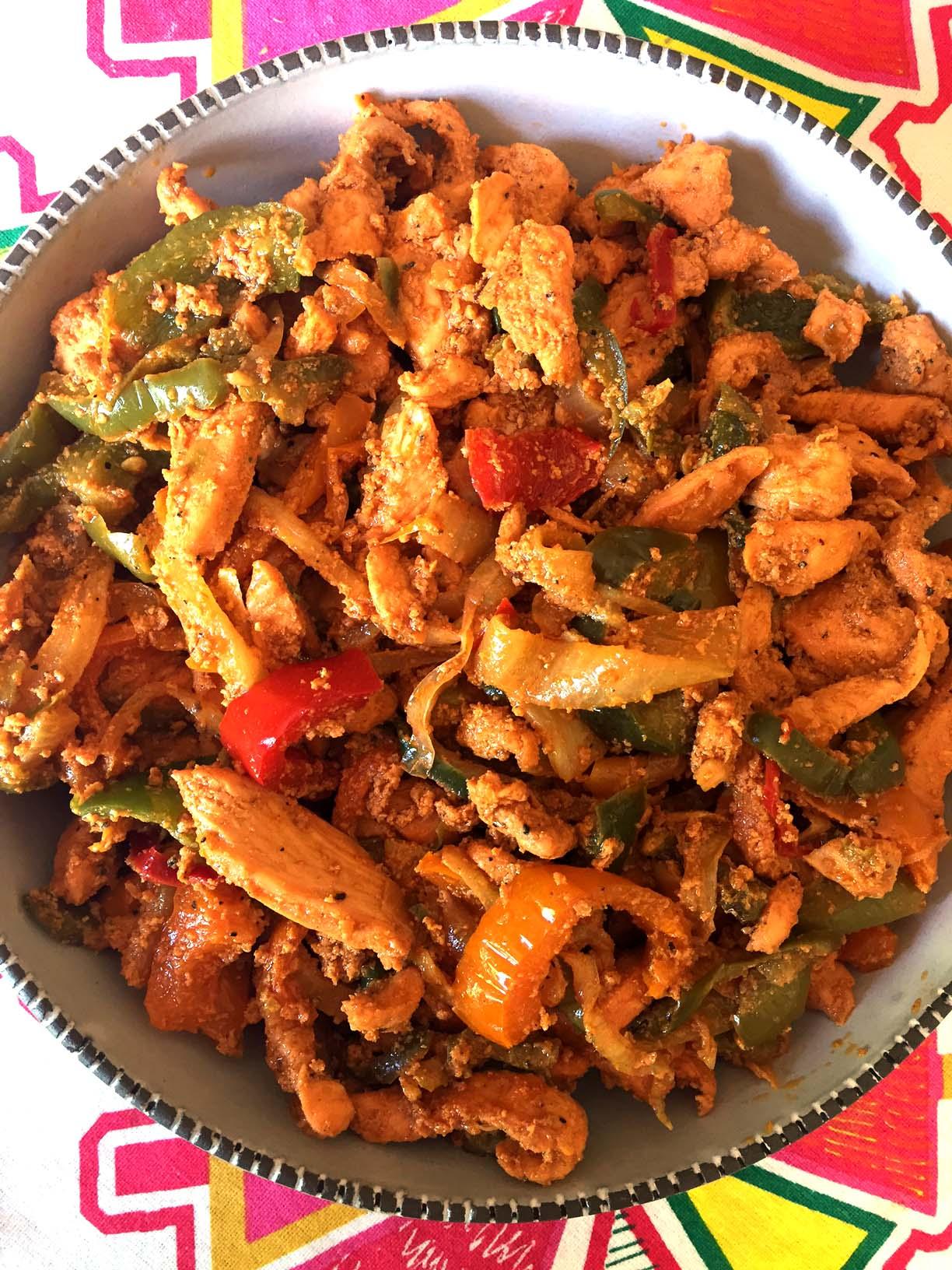 Easy Mexican Chicken Fajitas Recipe Melanie Cooks