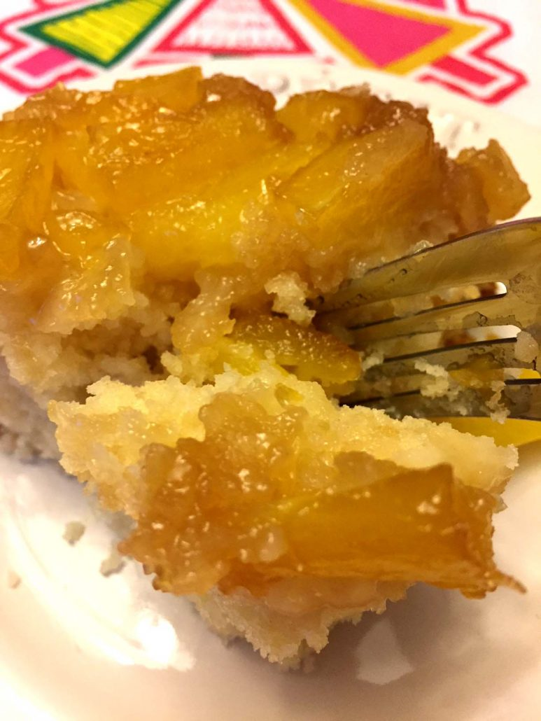 Tinned Pineapple Cake