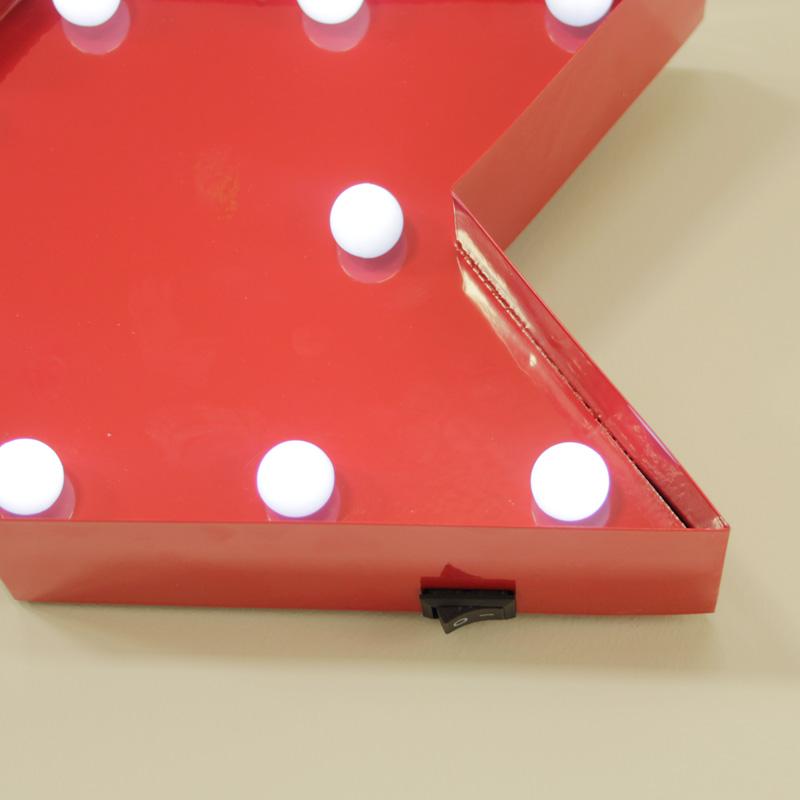 Red Arrow Led Lighting